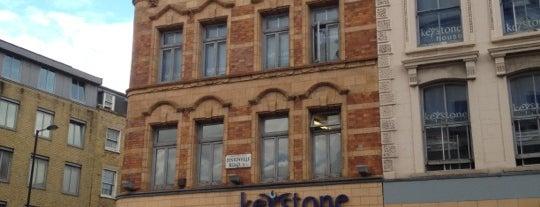 Keystone House Hostel is one of London Town.