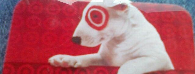 Target is one of Tempat yang Disukai Nate.