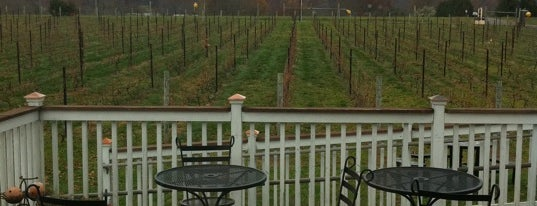 Hopewell Valley Vineyards is one of Local Wineries/Vineyards.