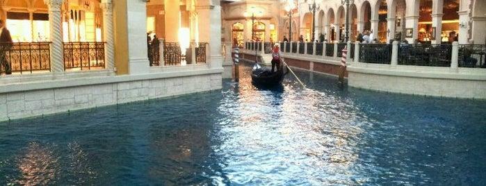 Venetian Resort & Casino is one of Vegas List.