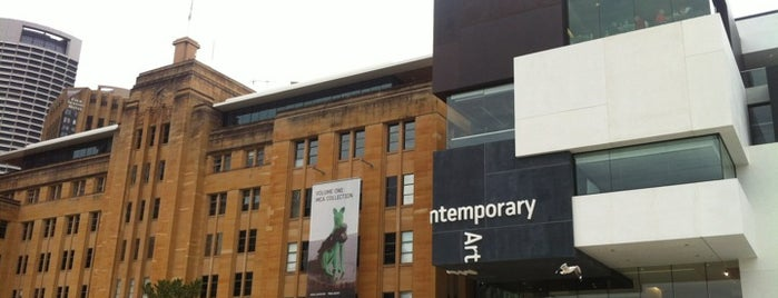 Museum of Contemporary Art (MCA) is one of Sydney.