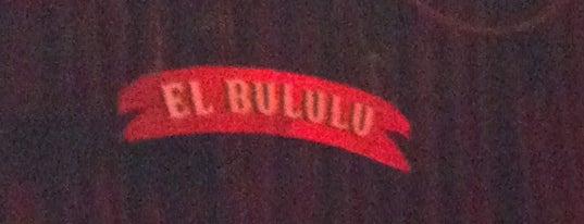 El Bululú is one of Teatros de Buenos Aires.