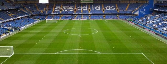 Stamford Bridge is one of Best Stadiums.