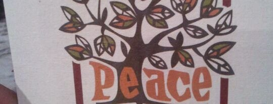 Peace Tree Brewing Company is one of An Iowa Brewery Tour.