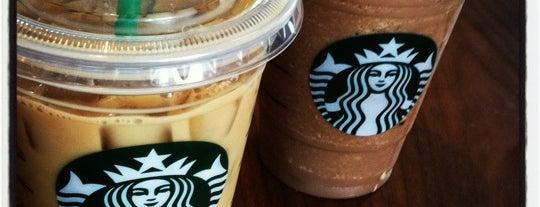 Starbucks is one of Favorite Eateries.