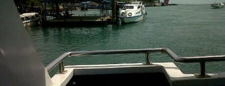Pelabuhan Telaga Punggur is one of Batam Bagus ♥.