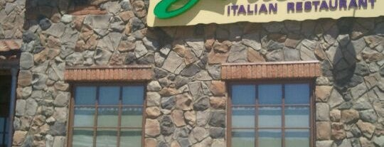 Olive Garden is one of ATL.