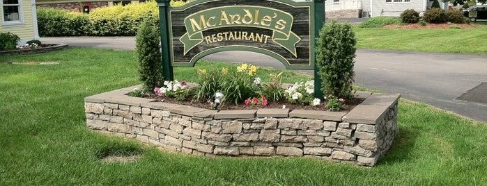 McArdle's Restaurant is one of Locais curtidos por Amanda.