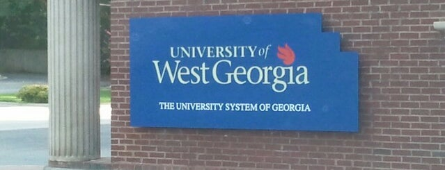 University of West Georgia is one of Favorite places in Carrollton.