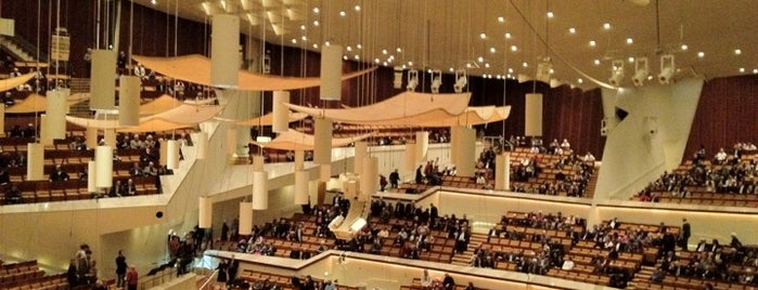 Philharmonie is one of 100 обекта - Германия.