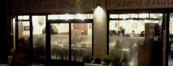 Al Galletto D'oro is one of Restaurant.