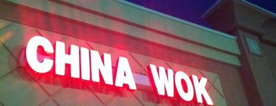 China Wok III is one of Dinner.
