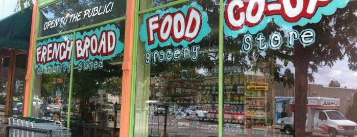 French Broad Food Co-op is one of สถานที่ที่บันทึกไว้ของ HeidiHo.