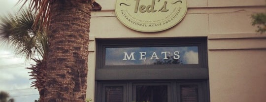 Ted's Butcherblock is one of Charleston.