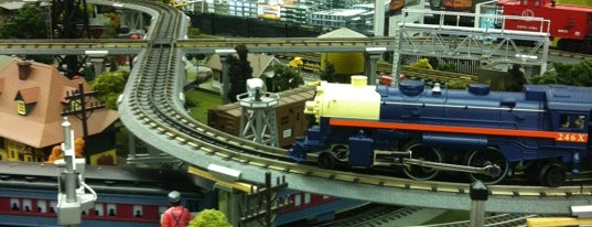 Trainland is one of Long Island TODO.