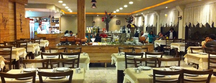 Chama de Fogo Churrascaria is one of Food & Fun - Gramado, Canela, Nova Petrópolis.