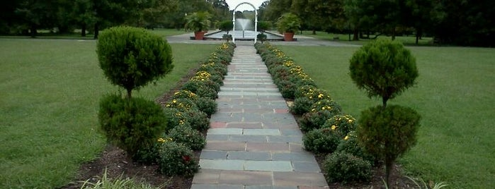 Fairmount Park is one of Great City Parks in the United States and Canada.