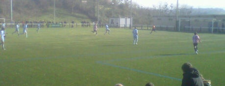 Campo de Fútbol de Berio is one of LEIREさんのお気に入りスポット.