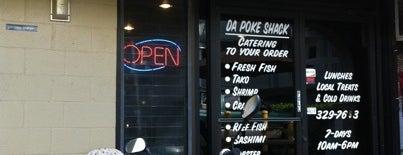 Da Poke Shack is one of Hawaii.
