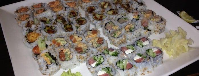 Ocean Sushi is one of Jersey Eats.