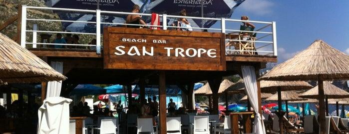 San Trope is one of Locais salvos de Eser Ozan.