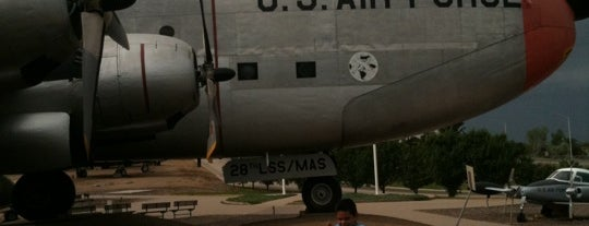 Hill Air Force Museum is one of Aviation.