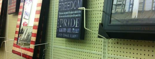 Hobby Lobby is one of OKC Faves.