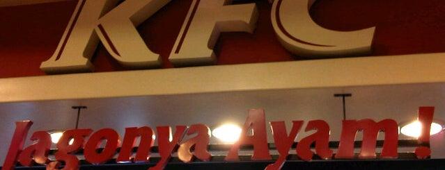KFC is one of Wisata Kuliner.