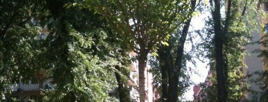 Giardini Insubria is one of Locais salvos de Massimo.
