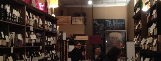 Kings County Wines is one of South Brooklyn.