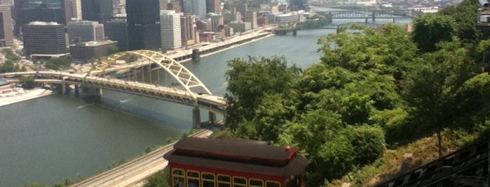 Duquesne Incline is one of PGH.