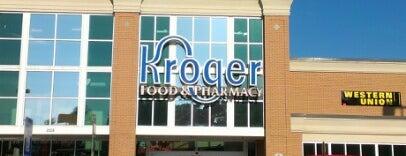 Kroger is one of Orte, die Chris gefallen.