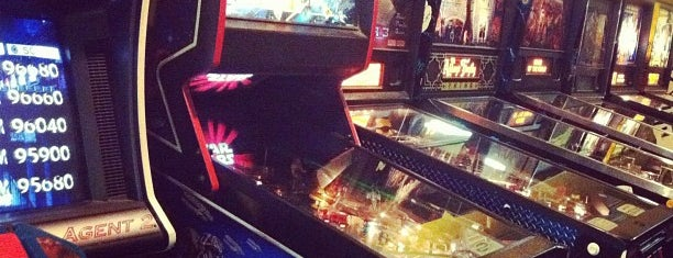 Movieland Arcade is one of Pinball Destinations.