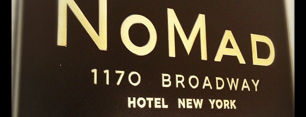 The NoMad Restaurant is one of To do in NYC.