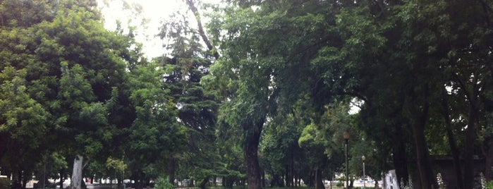 Jardim do Campo Grande is one of Fabioさんの保存済みスポット.