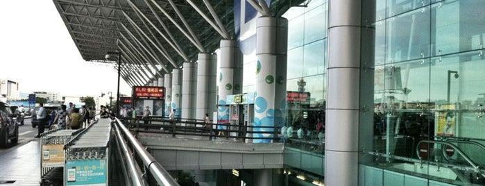 深圳宝安国際空港 (SZX) is one of Airports.