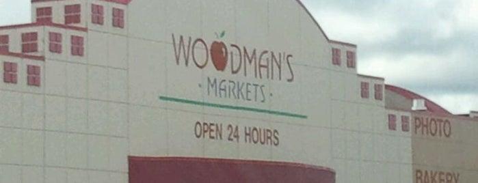 Woodmans is one of Orte, die George gefallen.