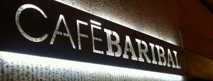 Café Baribal is one of Kde si pochutnáte na kávě doubleshot?.