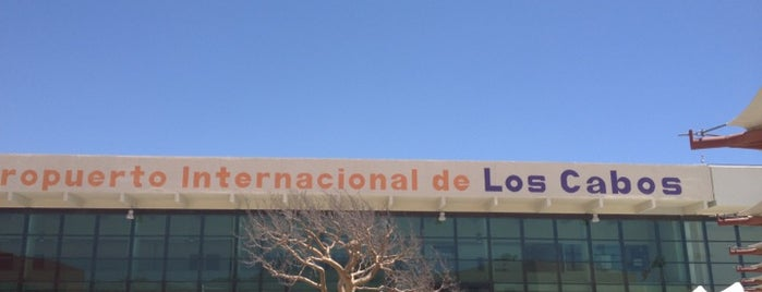 Aeropuerto Internacional de Los Cabos (SJD) is one of Flyin' Around the Globe.