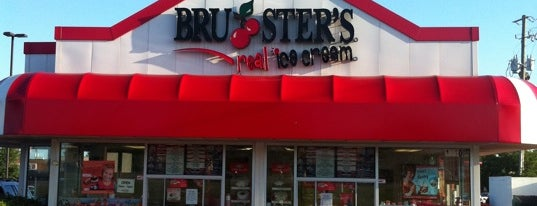 Bruster's Real Ice Cream is one of America's Best Ice Cream Shops.