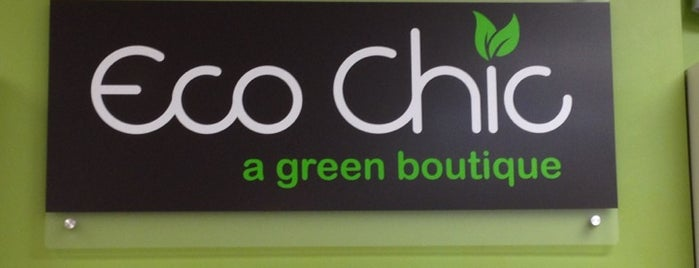 Eco Chic Boutique is one of Welcome to the Red River Valley!.