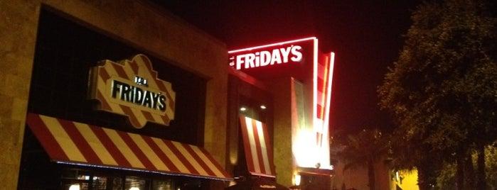 TGI Fridays is one of Star Wars Celebration VI.