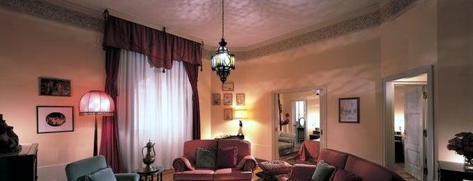 Grand Hotel et de Milan is one of 101Cose da fare a Milano almeno 1 volta nella vita.