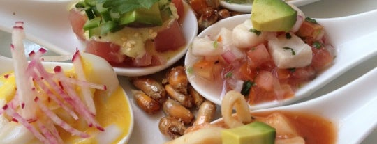 Jaguar Ceviche is one of Miami Recommendations.