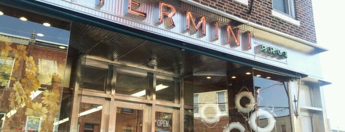 Termini Bros is one of Margie's Saved Places.