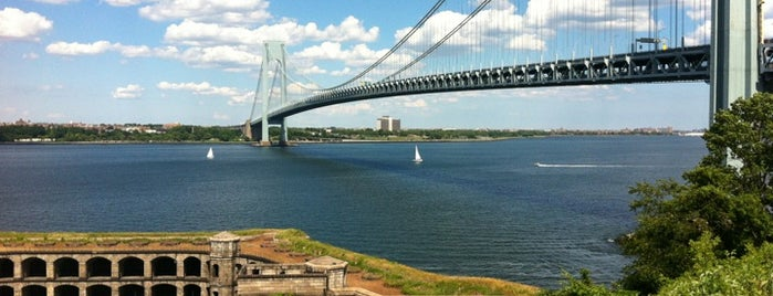 Fort Wadsworth is one of Places to Explore.
