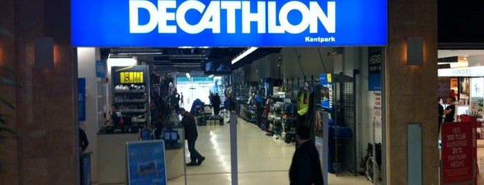 Decathlon is one of Ankara.