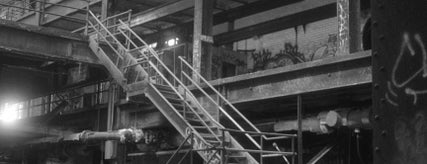 Glenwood Power Plant is one of Abandoned NYC.