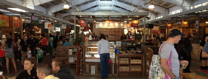 Oxbow Public Market is one of California.