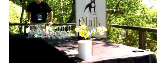 Malk Family Vineyards is one of NVFF | Wine Partners.
